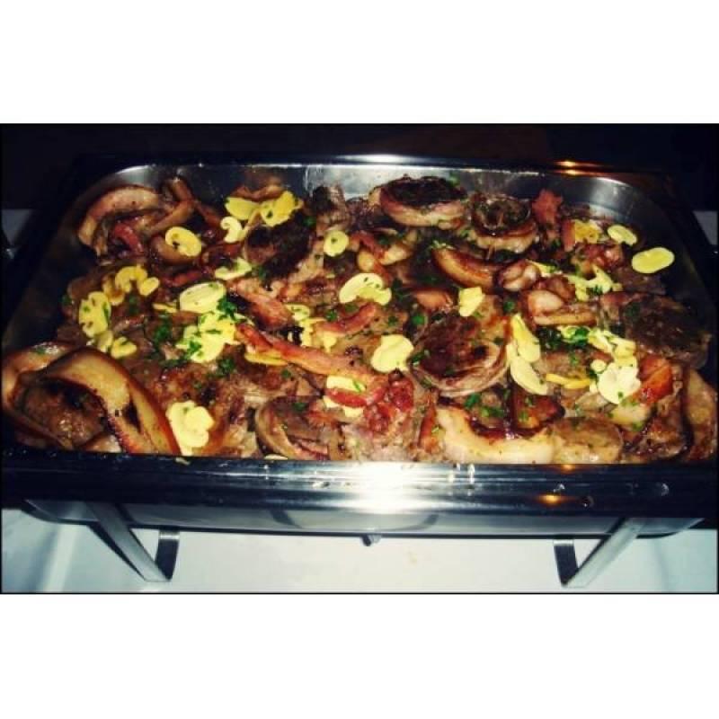 Buffet de Churrasco Delivery em Sp no Embu Guaçú - Buffet de Churrasco para 80 Pessoas