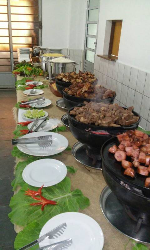 Buffet de Crepe no Palito Preço no Cambuci - Buffet de Crepe Gourmet