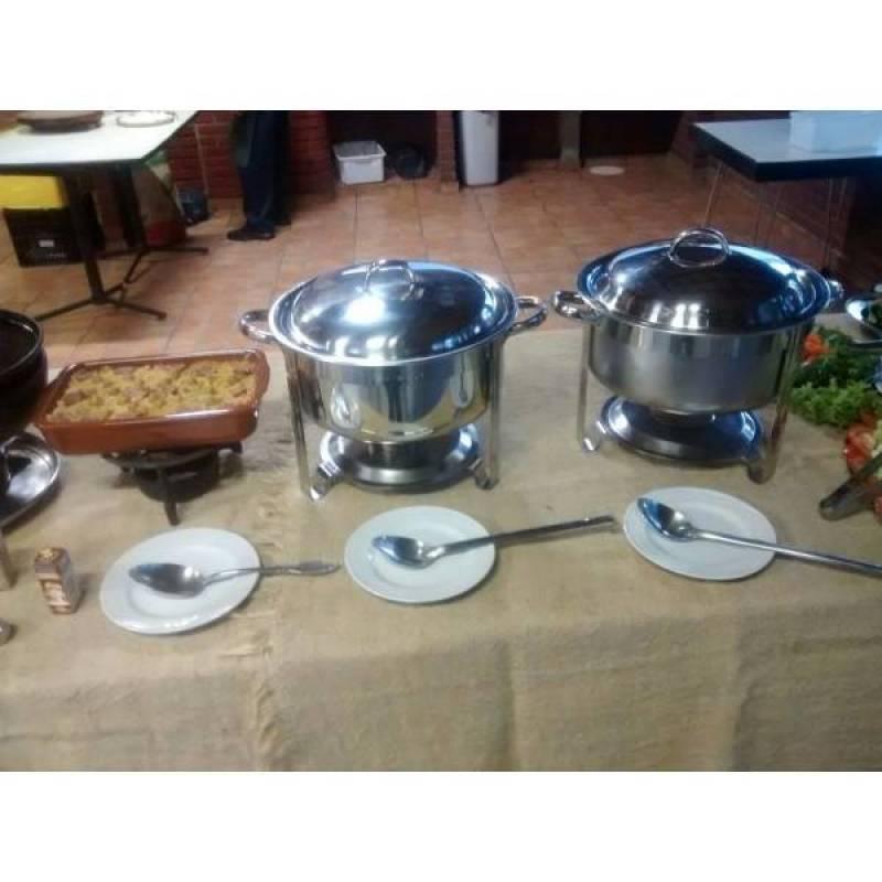 Buffet de Feijoada em Domicílio Preço no Santo André - Buffet de Feijoada em Domicílio