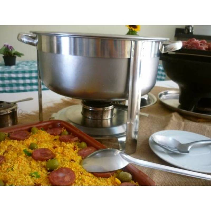 Buffets de Crepes para 30 Pessoas no Taboão da Serra - Buffet de Crepe Gourmet