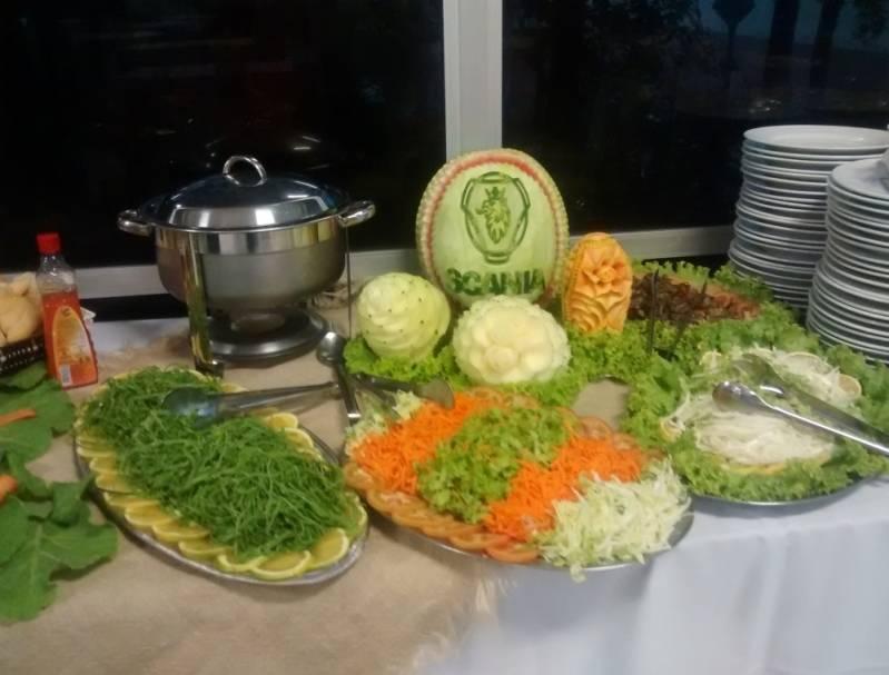 Contratar Buffet de Churrasco para Festa em Domicílio na Luz - Buffet de Churrasco a Domicílio
