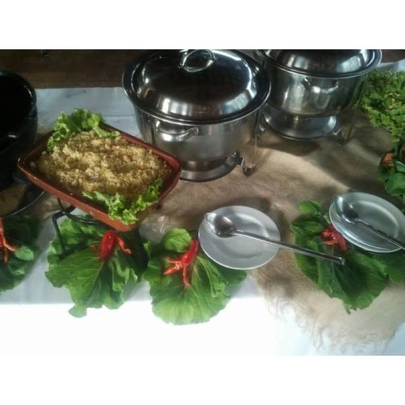 Contratar Buffet de Feijoada em Domicílio em Cajamar - Buffet de Feijoada em Domicílio