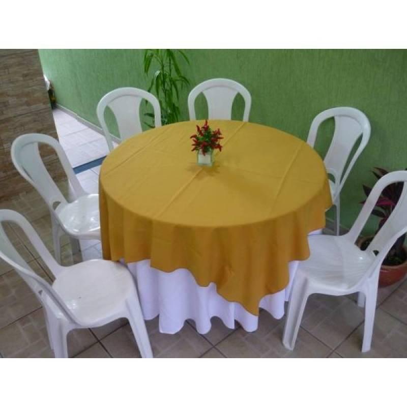 Locação de Cadeira e Mesa em Sp no Santo André - Aluguel de Cadeiras de Plastico