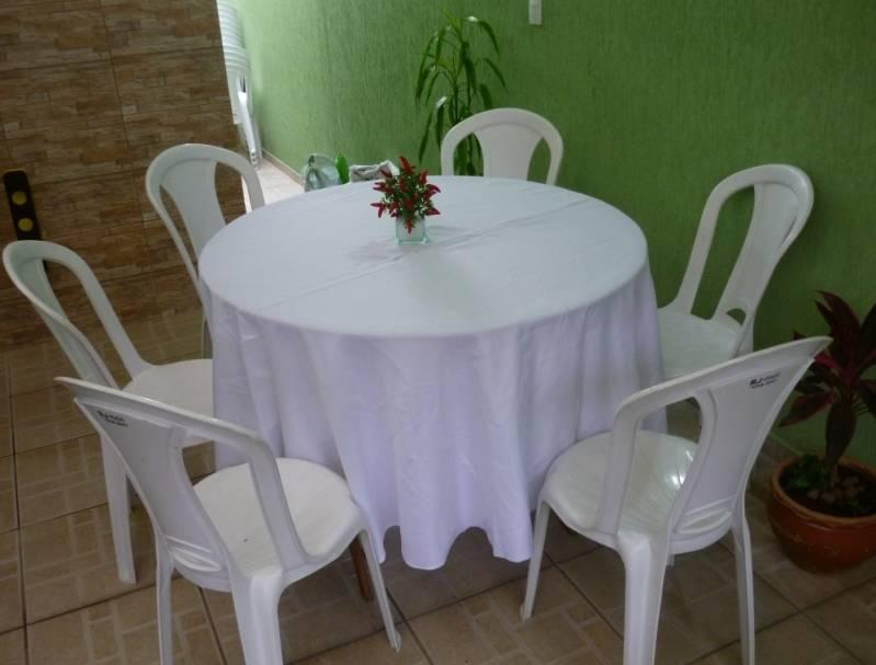 Locação de Mesas Grandes para Festa na Vila Formosa - Locação de Mesa de Vidro