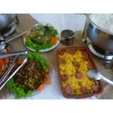 buffet a domicílio para jantar em Arujá