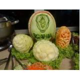 buffet para jantar a domicílio em sp no Morumbi
