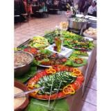 buffet para noivado em domicílio