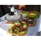 buffets de tábua de frios a domicílio na Sé