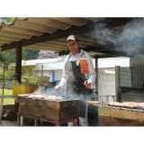 buffets para confraternizações a domicílio em Interlagos