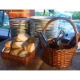 contratar buffet de churrasco em domicílio preço no Brás